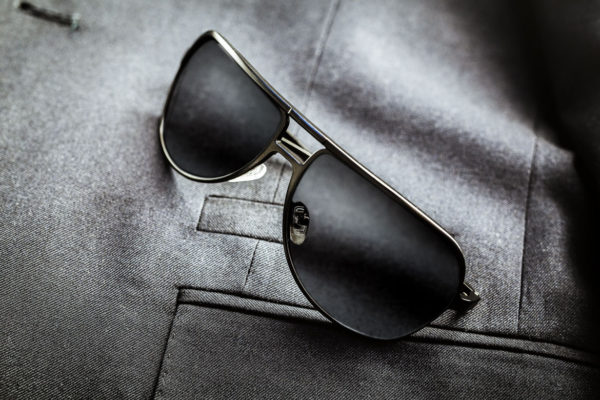 Solbriller produktfotograf