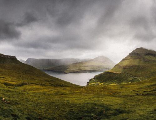 Paradis for enhver fotograf, Færøerne